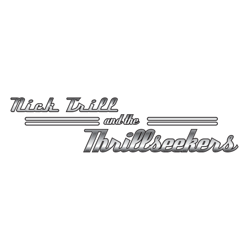 Nick Trill and the Thrillseakers Identity Design