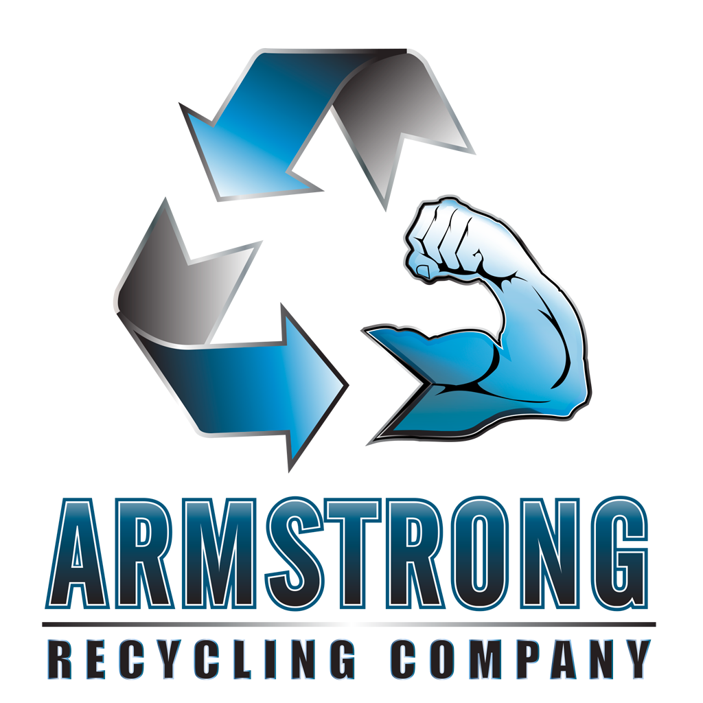 Armstrong Recycling Identity Design