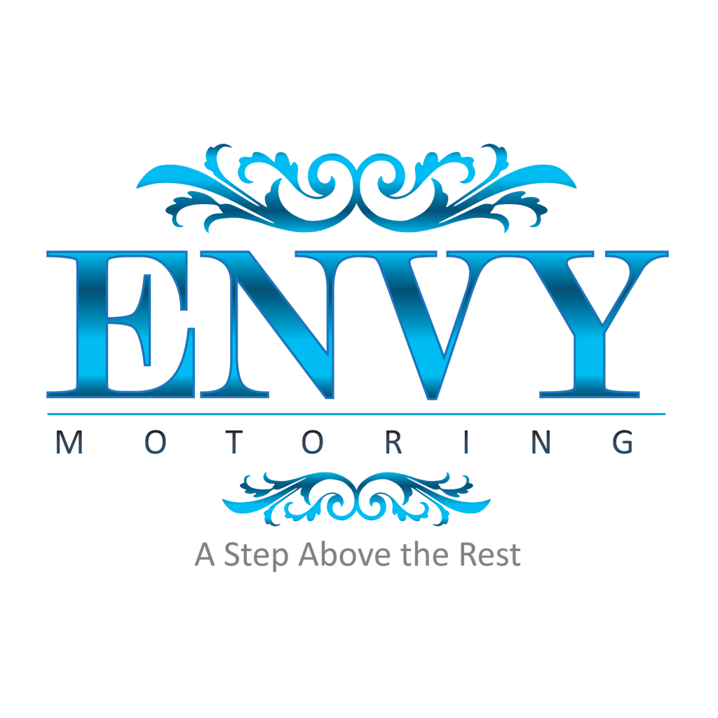 ENVY Motoring Identity Design