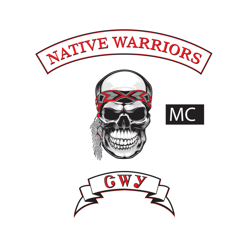 Native Warrios Logo Design