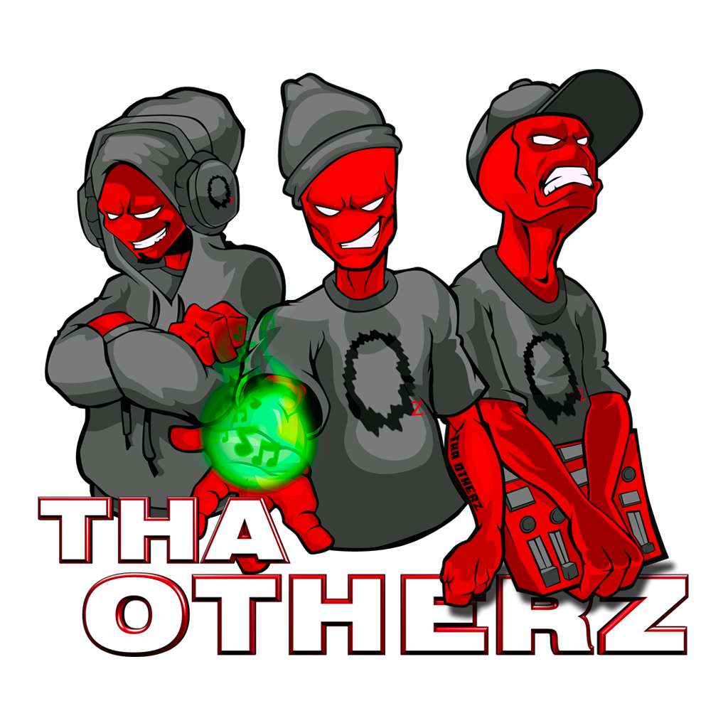 Tha Otherz Identity Design