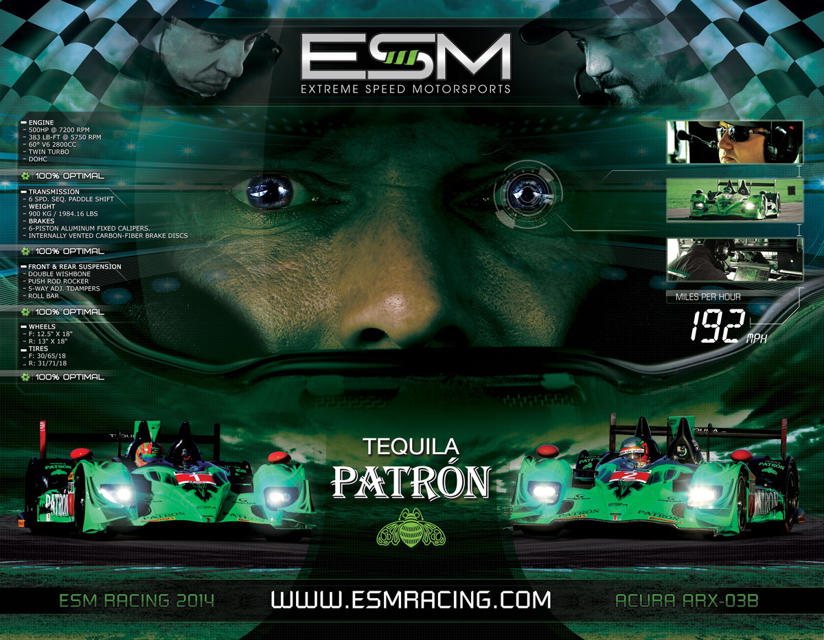 ESM Hero Card